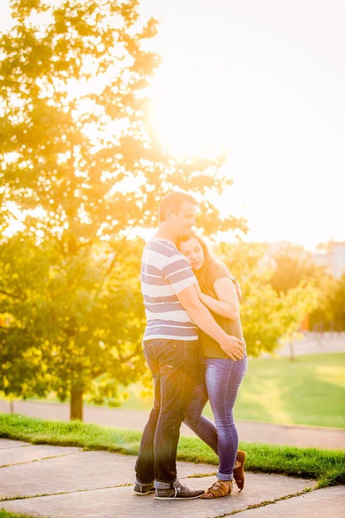Paarshooting in Potsdam - Maria & Christian
