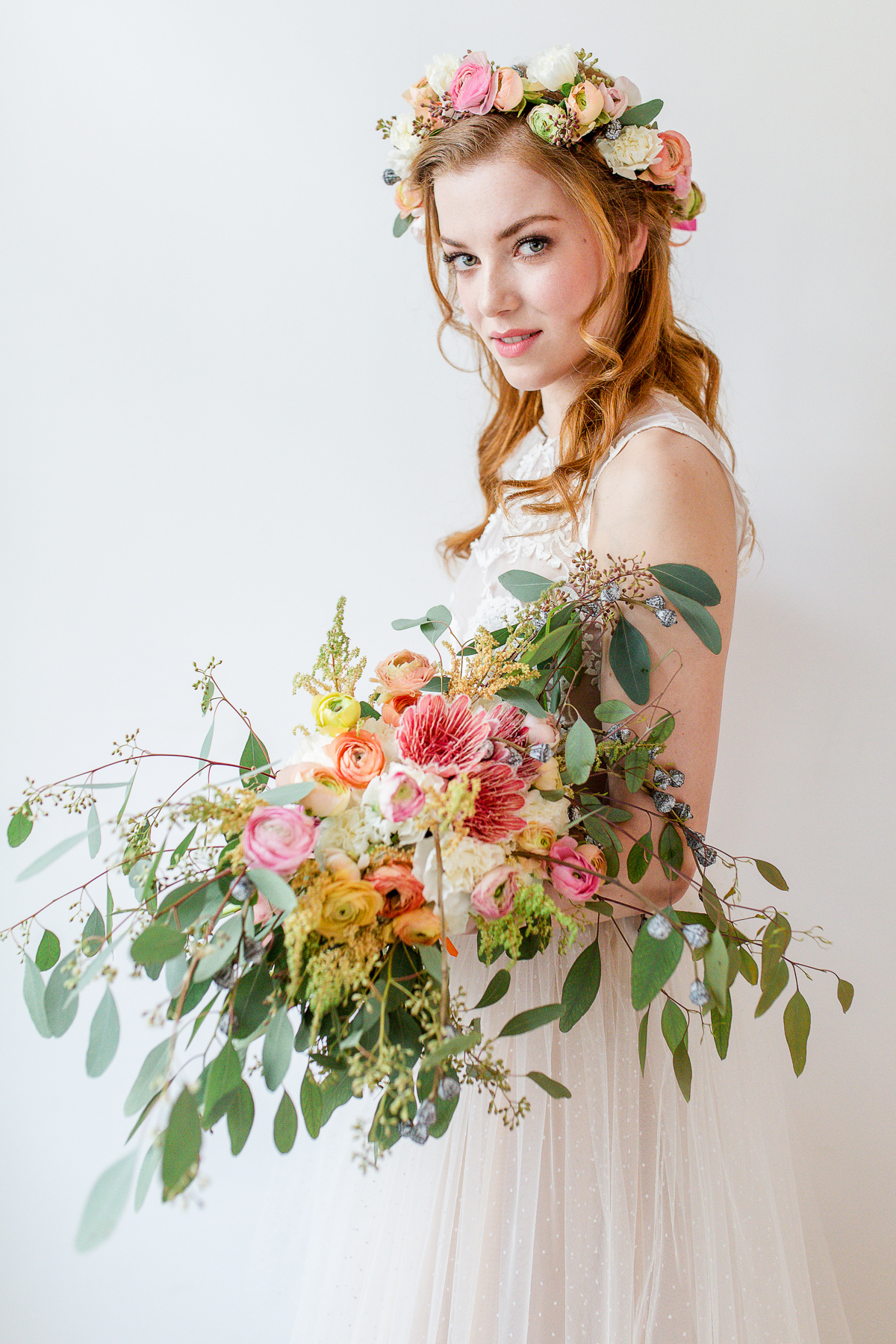 Styled Shooting - Boho Brides