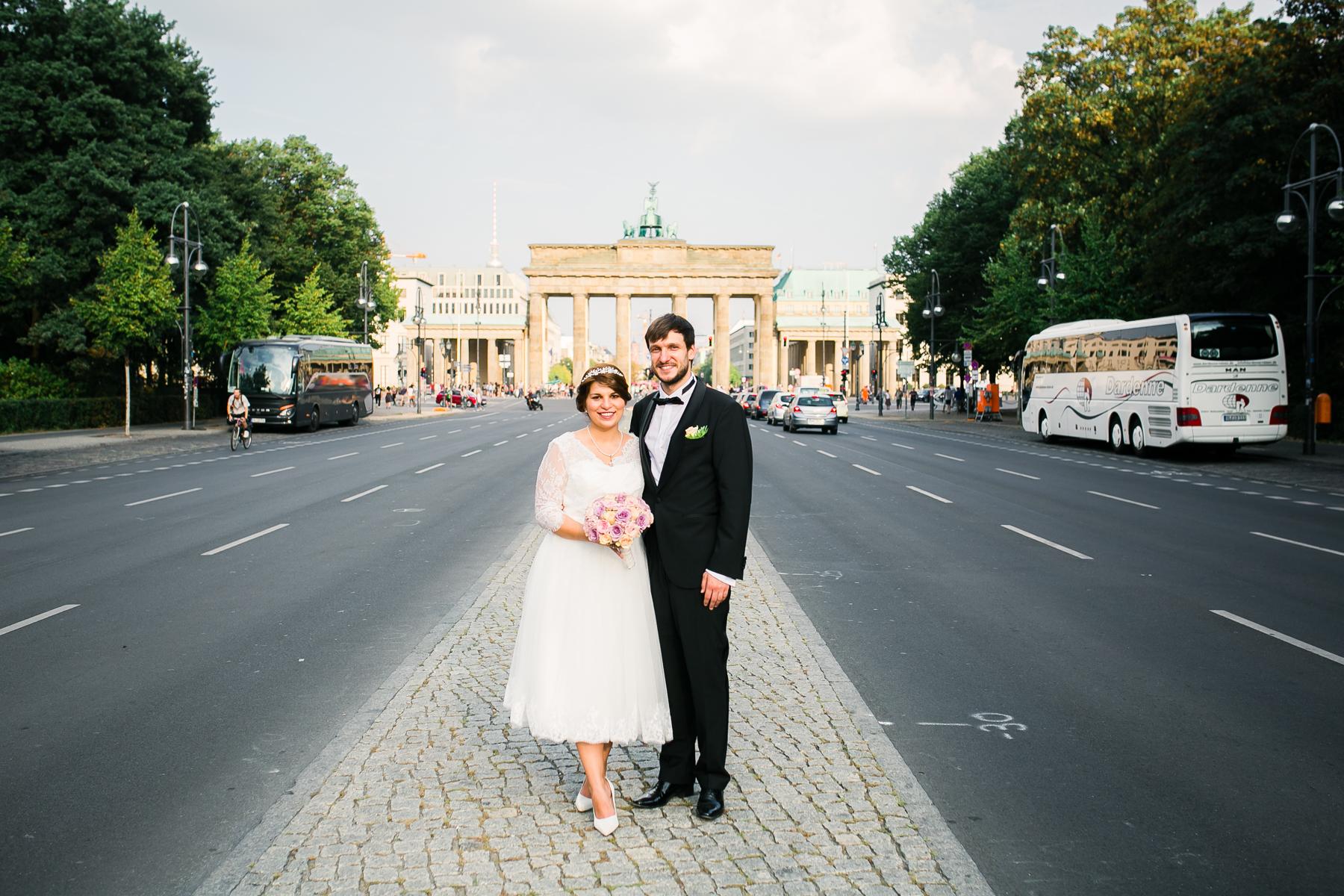 Hochzeit in Berlin - Sezgi & Mantas
