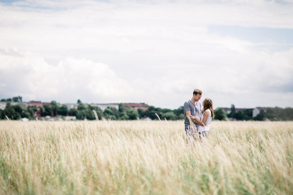 Verlobungsshooting Berlin - Anne & Olli