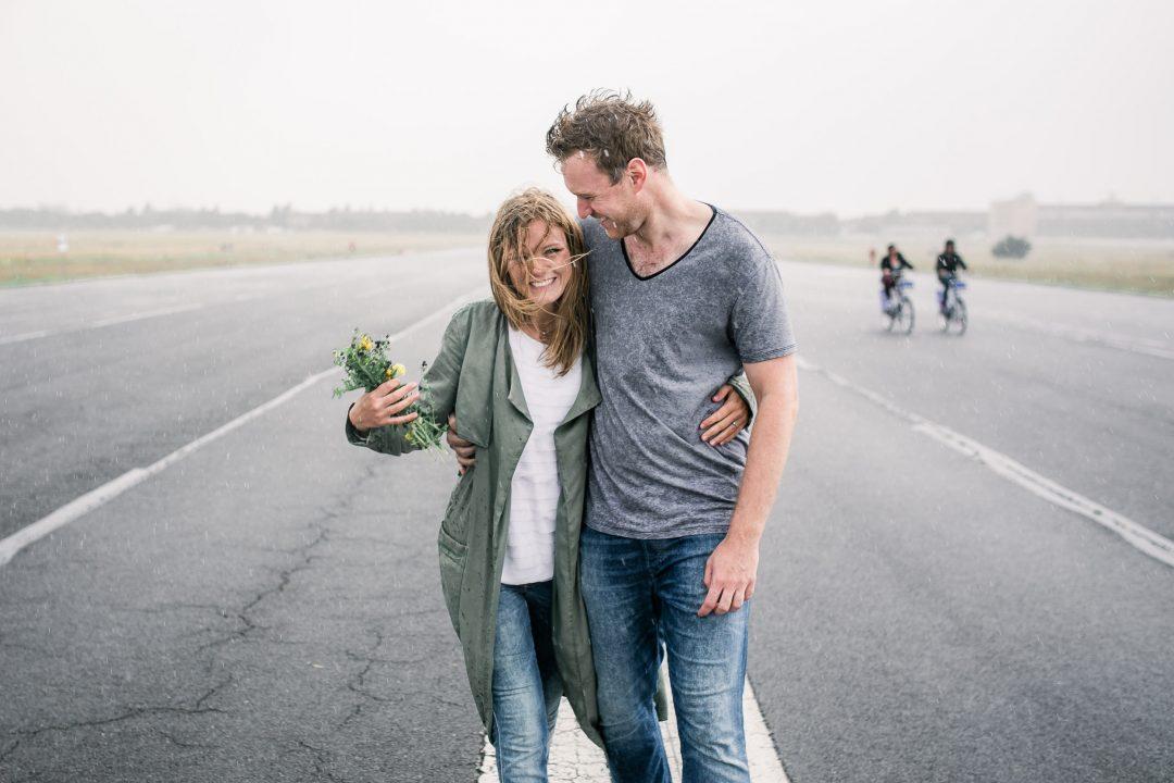 Verlobungsshooting Berlin