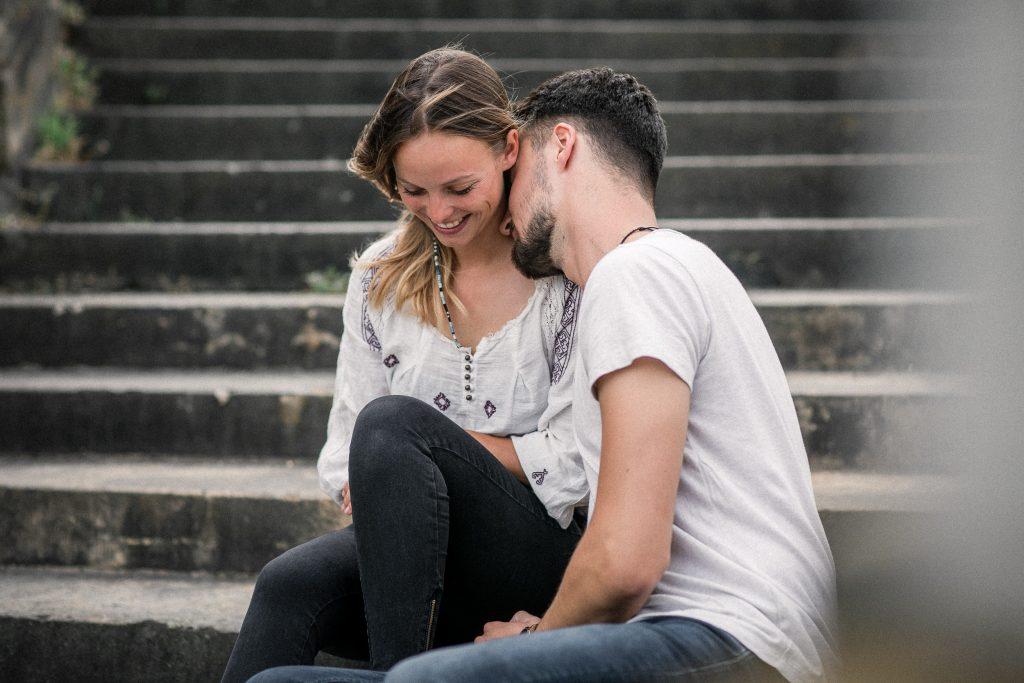 Park Sanssouci - Paarshooting mit Nele & Marius