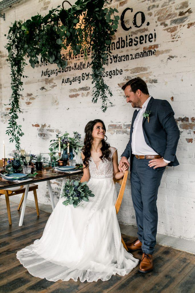 Fabrik 23 Berlin - Urbane Hochzeit
