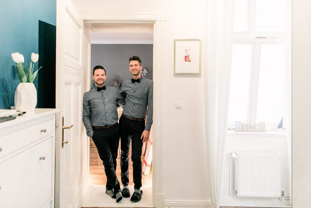 Cityhochzeit Berlin - Alex & Sascha