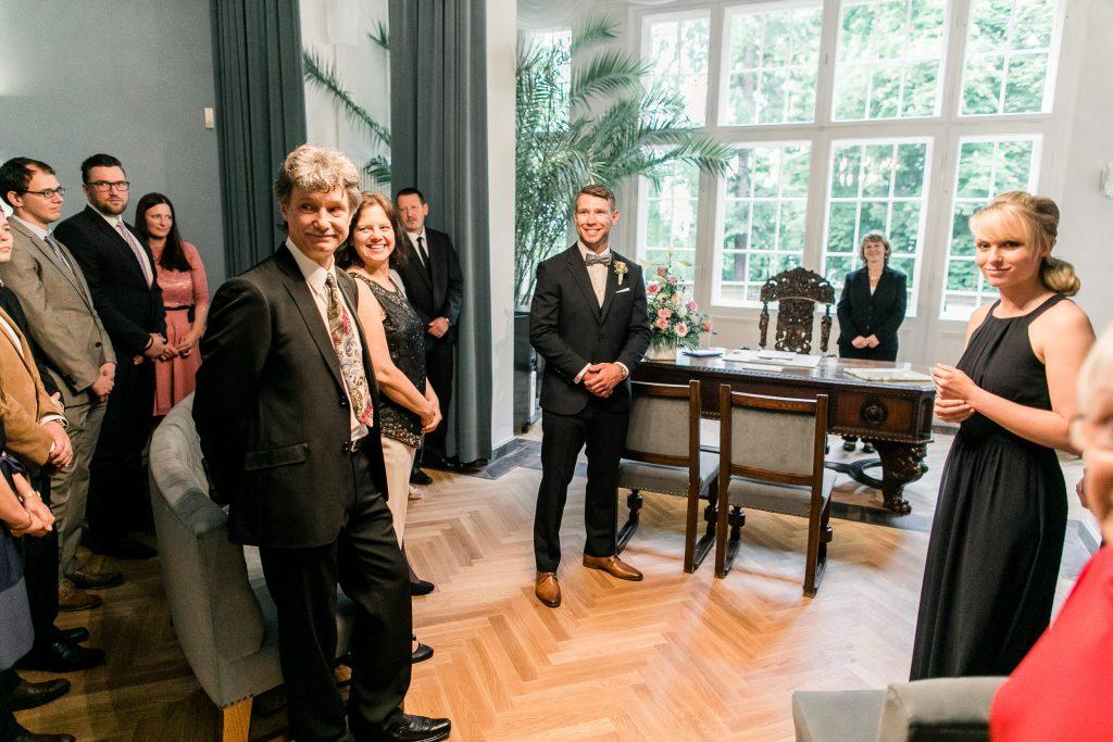 Hochzeit Standesamt Potsdam - Juliane & Robin