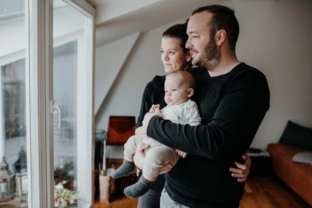 Babyfotos Potsdam - Livia & Daniel