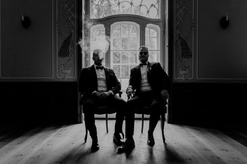 Hochzeit Schloss Marquardt Potsdam - Caro & David
