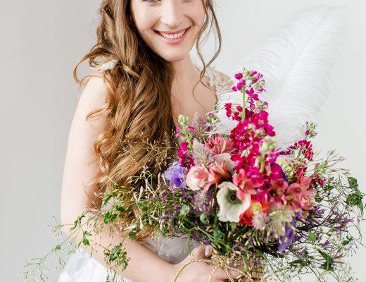 StyledShoot  boho brides
