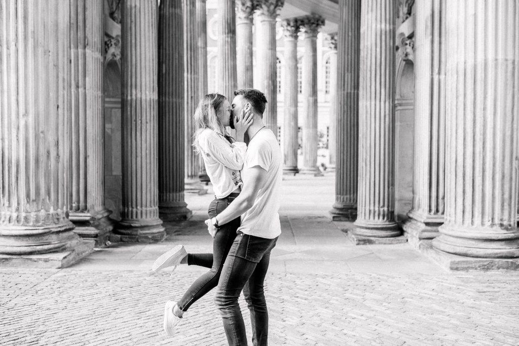 Fotoshooting Park Sanssouci