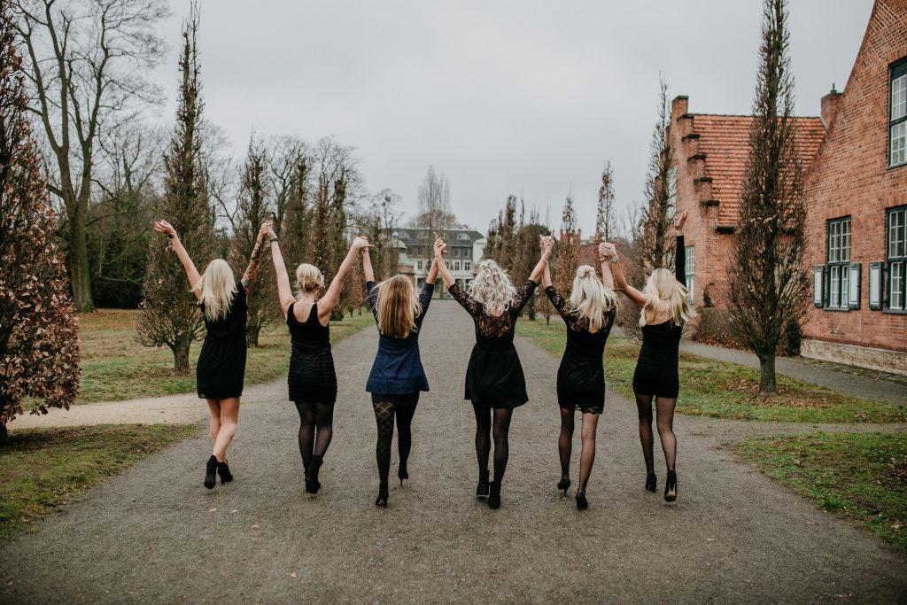 Freundinnen Fotoshooting Potsdam