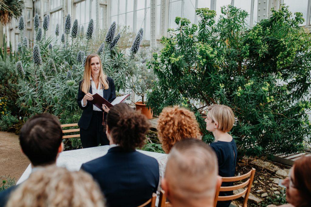 Hochzeit Botanischer Garten Berlin