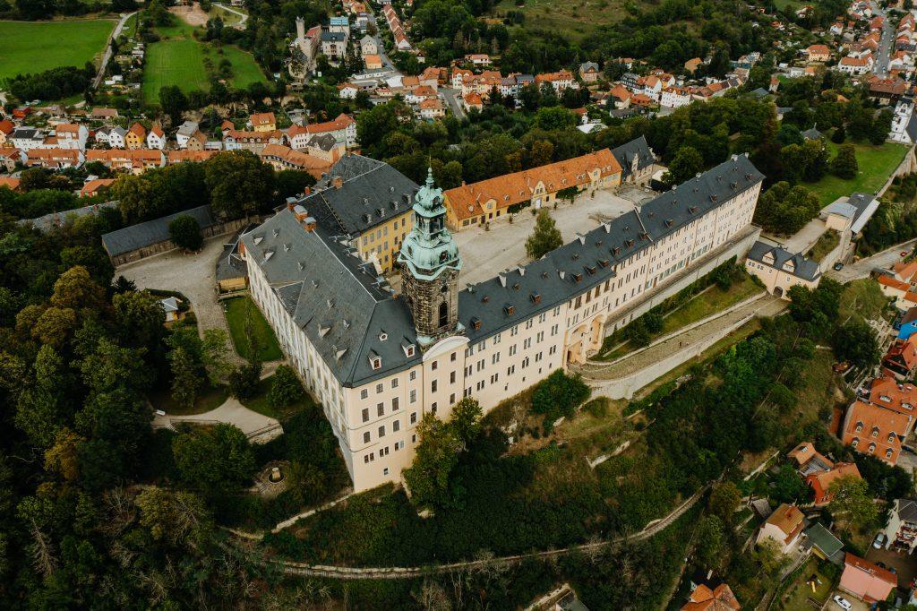 Hochzeitsfotograf Schloss Heidecksburg Rudolstadt