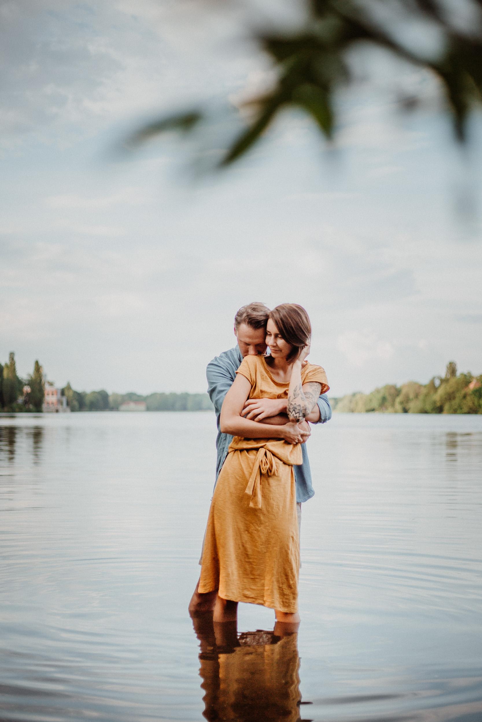Fotoshooting Heiliger See